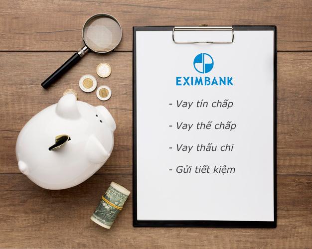 Hướng dẫn vay tiền EximBank trực tuyến