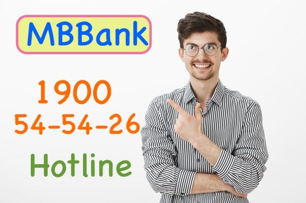 Hotline MB Bank - Số Tổng Đài ngân hàng MBBank